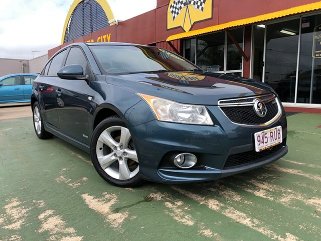 Used Holden Cruze JH Series II MY11 SRi, 2011 Holden Cruze JH Series II MY11 SRi 6 Speed Manual Sedan