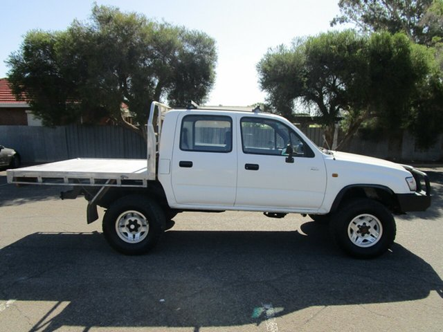 Used Toyota Hilux LN167R (4x4), 2002 Toyota Hilux LN167R (4x4) 5 Speed Manual 4x4 Dual Cab Pick-up