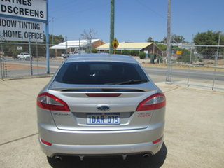 2008 Ford Mondeo MA XR5 Turbo Silver 6 Speed Manual Sedan