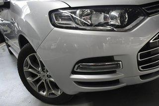 2012 Ford Territory SZ Titanium (4x4) Lightning Strike 6 Speed Automatic Wagon.