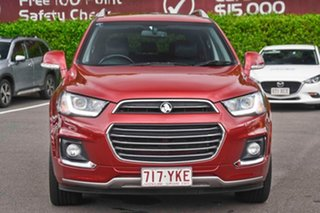 2018 Holden Captiva CG MY18 LTZ AWD Red 6 Speed Sports Automatic Wagon