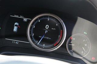 2018 Lexus RX GGL25R RX350 F Sport Pearl White 8 Speed Sports Automatic Wagon