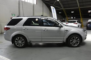 2012 Ford Territory SZ Titanium (4x4) Lightning Strike 6 Speed Automatic Wagon