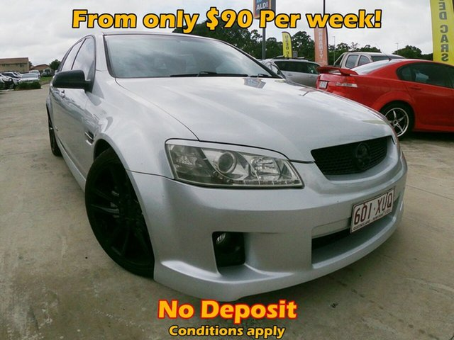 Used Holden Commodore VE SS, 2008 Holden Commodore VE SS Silver Sedan