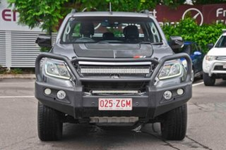 2016 Holden Colorado RG MY17 Z71 Pickup Crew Cab Grey 6 Speed Sports Automatic Utility