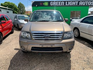2007 Ford Escape ZC XLS Gold 5 Speed Automatic Wagon.