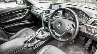 2012 BMW 328i F30 Luxury Line Grey 8 Speed Automatic Sedan