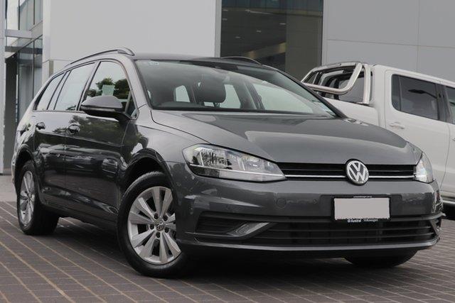 Demo Volkswagen Golf 7.5 MY19.5 110TSI DSG Trendline, 2019 Volkswagen Golf 7.5 MY19.5 110TSI DSG Trendline Indium Grey 7 Speed