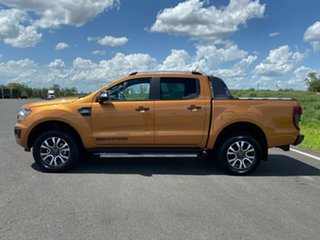 2019 Ford Ranger PX MkIII 2019.75MY Wildtrak Pick-up Double Cab Saber 6 Speed Sports Automatic