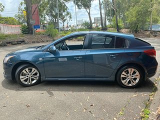 2014 Holden Cruze JH Series II MY14 SRi Metallic Blue 6 Speed Sports Automatic Hatchback