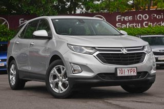 2018 Holden Equinox EQ MY18 LT FWD Silver 6 Speed Sports Automatic Wagon.