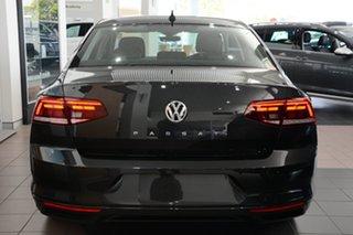 2021 Volkswagen Passat 3C (B8) MY21 140TSI DSG Business Manganese Grey Metallic 7 Speed.