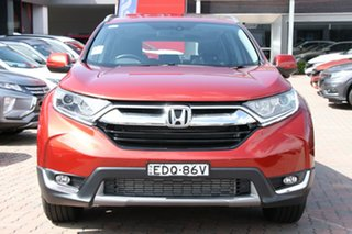 2019 Honda CR-V RW MY19 VTi-L FWD Passion Red 1 Speed Constant Variable Wagon