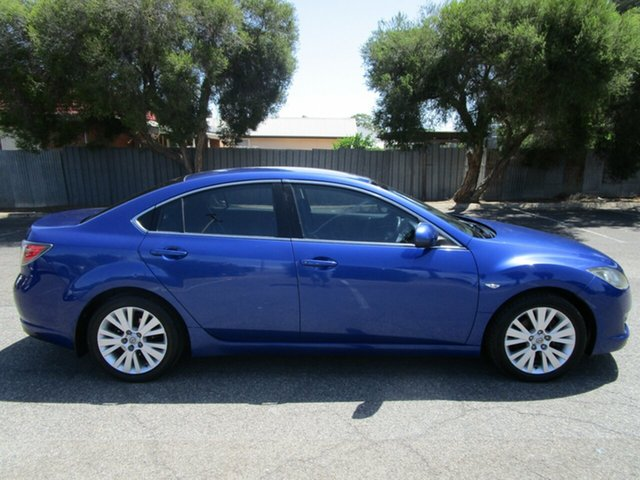Used Mazda 6 GH Classic, 2009 Mazda 6 GH Classic 5 Speed Auto Activematic Sedan