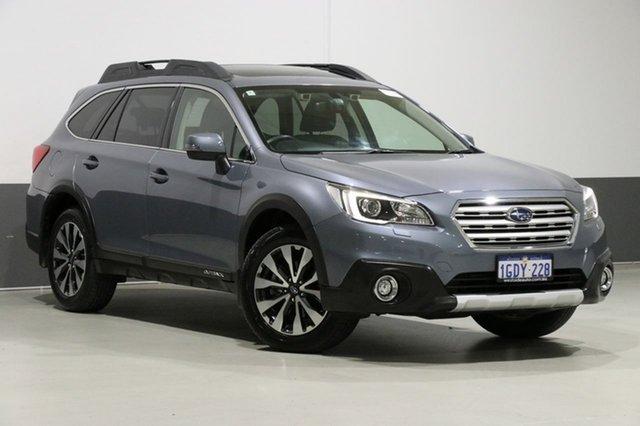 Used Subaru Outback MY17 2.5I Premium, 2017 Subaru Outback MY17 2.5I Premium Grey Continuous Variable Wagon