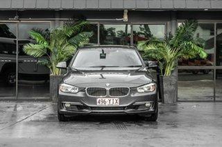 2012 BMW 328i F30 Luxury Line Grey 8 Speed Automatic Sedan.