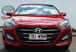 2016 Hyundai i30 GD4 Series 2 Update Active Red 6 Speed Automatic Hatchback