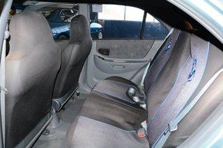 2005 Hyundai Accent LS 1.6 Celadon Blue 5 Speed Manual Hatchback