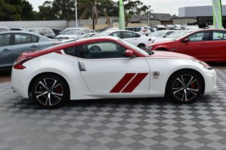 2019 Nissan 370Z Z34 MY20 50th Anniversary White 6 Speed Manual Coupe