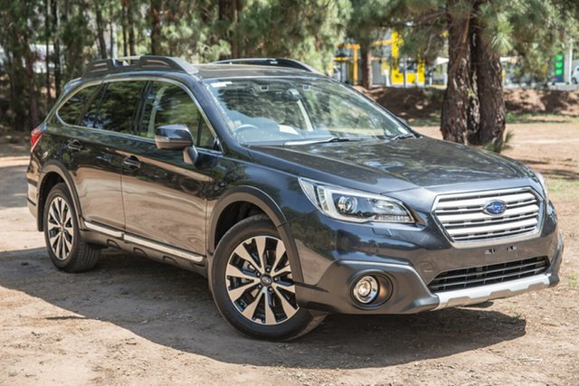 Used Subaru Outback B6A MY16 3.6R CVT AWD, 2016 Subaru Outback B6A MY16 3.6R CVT AWD Grey 6 Speed Constant Variable Wagon