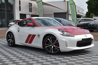 2019 Nissan 370Z Z34 MY20 50th Anniversary White 6 Speed Manual Coupe.