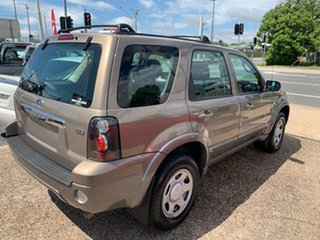 2007 Ford Escape ZC XLS Gold 5 Speed Automatic Wagon