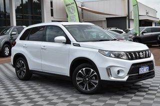 2019 Suzuki Vitara LY Series II Turbo 2WD Cool White 6 Speed Sports Automatic Wagon.