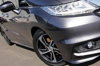 2014 Honda Odyssey RC MY14 VTi-L Graphite 7 Speed Constant Variable Wagon.