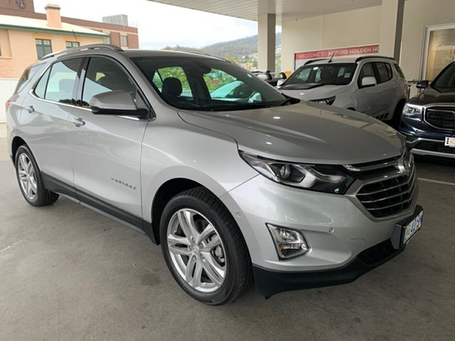 Demo Holden Equinox EQ MY18 LTZ AWD, 2018 Holden Equinox EQ MY18 LTZ AWD Nitrate 9 Speed Sports Automatic Wagon