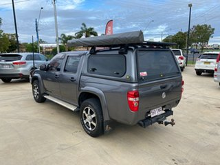 2009 Holden Colorado LX Grey Automatic Utility