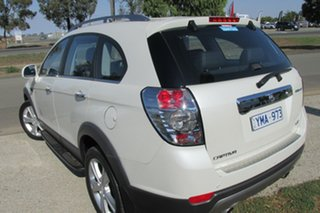 2012 Holden Captiva CG Series II 7 AWD LX White 6 Speed Sports Automatic Wagon