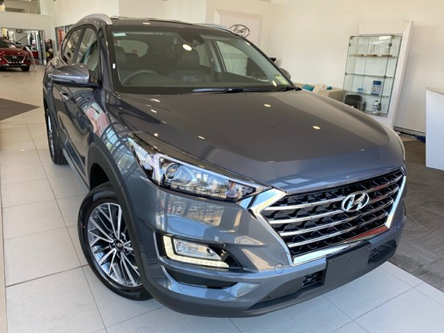 New Hyundai Tucson TL3 MY20 Elite 2WD, 2019 Hyundai Tucson TL3 MY20 Elite 2WD Grey 6 Speed Automatic Wagon