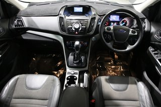 2013 Ford Kuga TE Trend White 5 Speed Automatic Wagon