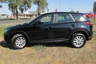 2013 Mazda CX-5 KE1031 MY14 Maxx SKYACTIV-Drive AWD Sport Black 6 Speed Sports Automatic Wagon