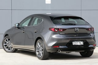 2019 Mazda 3 BP2H7A G20 SKYACTIV-Drive Touring Machine Grey 6 Speed Sports Automatic Hatchback.