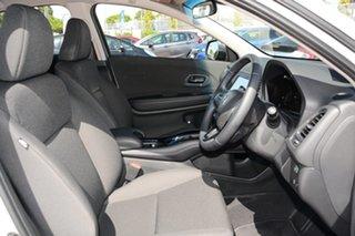 2019 Honda HR-V MY20 VTi-S Taffeta White 1 Speed Constant Variable Hatchback