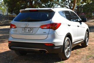 2012 Hyundai Santa Fe DM MY13 Active Silver 6 Speed Sports Automatic Wagon.