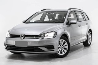 2019 Volkswagen Golf 7.5 MY19.5 110TSI DSG Trendline Silver 7 Speed Sports Automatic Dual Clutch