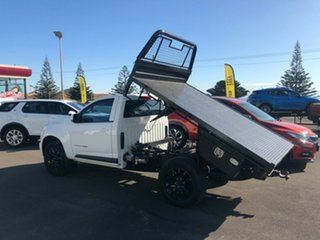 2015 Holden Colorado RG MY16 LS White 6 Speed Sports Automatic Cab Chassis.
