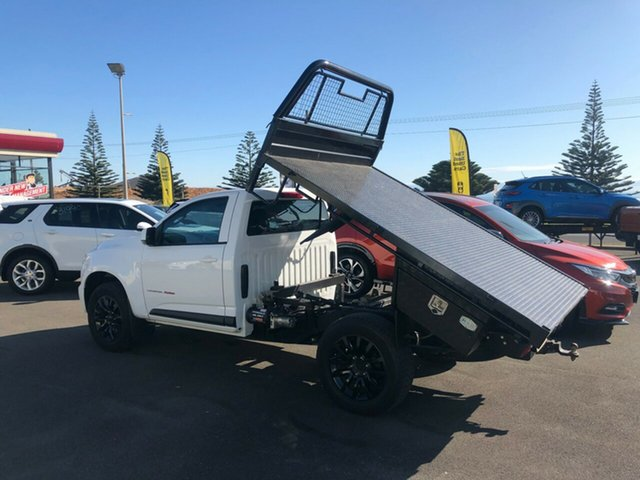 Used Holden Colorado RG MY16 LS, 2015 Holden Colorado RG MY16 LS White 6 Speed Sports Automatic Cab Chassis