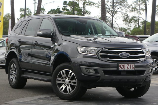 Used Ford Everest UA II 2019.00MY Trend 4WD, 2018 Ford Everest UA II 2019.00MY Trend 4WD Grey 6 Speed Sports Automatic Wagon