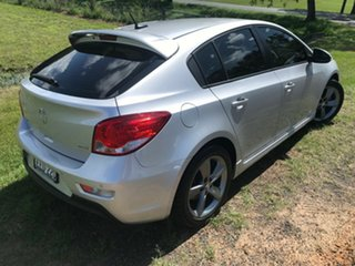2016 Holden Cruze JH Series II MY16 SRI Z-Series Silver 6 Speed Sports Automatic Hatchback