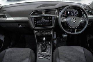 2019 Volkswagen Tiguan 5N MY19.5 132TSI Comfortline DSG 4MOTION Allspace White 7 Speed.