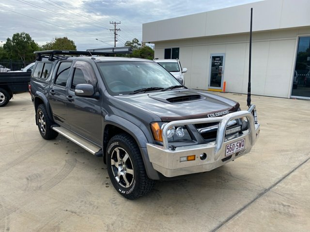 Used Holden Colorado LX , 2009 Holden Colorado LX Grey Automatic Utility