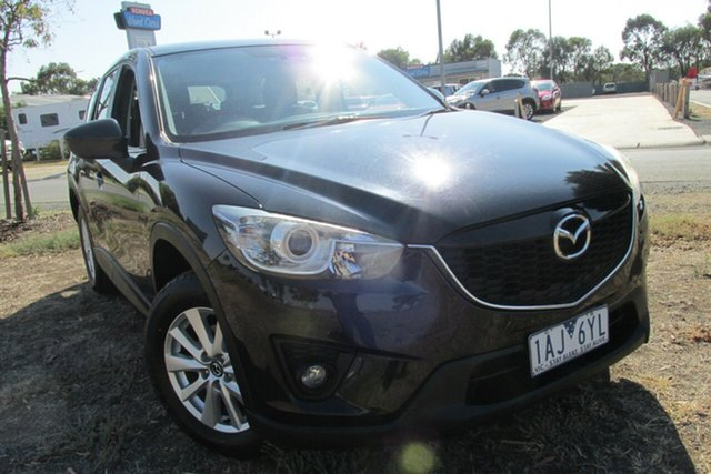Used Mazda CX-5 KE1031 MY14 Maxx SKYACTIV-Drive AWD Sport, 2013 Mazda CX-5 KE1031 MY14 Maxx SKYACTIV-Drive AWD Sport Black 6 Speed Sports Automatic Wagon