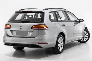 2019 Volkswagen Golf 7.5 MY19.5 110TSI DSG Trendline Silver 7 Speed Sports Automatic Dual Clutch.