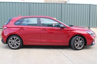 2019 Hyundai i30 PD.3 MY19 N Line D-CT Fiery Red 7 Speed Sports Automatic Dual Clutch Hatchback.