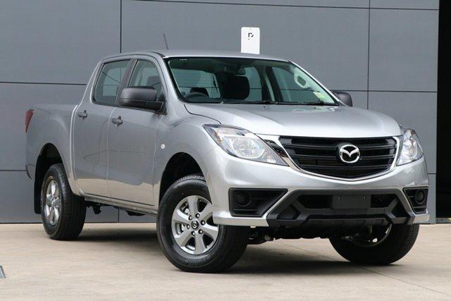 New Mazda BT-50 UR0YG1 XT 4x2 Hi-Rider, 2019 Mazda BT-50 UR0YG1 XT 4x2 Hi-Rider Aluminium 6 Speed Sports Automatic Utility
