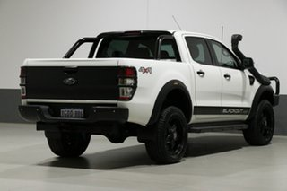 2016 Ford Ranger PX MkII XLT 3.2 (4x4) White 6 Speed Manual Dual Cab Utility