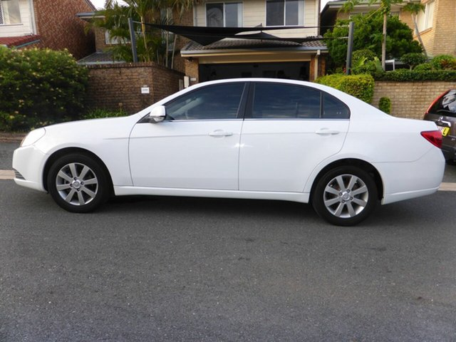 Used Holden Epica EP MY10 CDX, 2010 Holden Epica EP MY10 CDX White 6 Speed Automatic Sedan